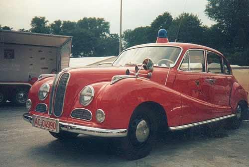 WMC Four-wheeled Bond Bug